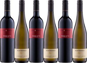 Weinpaket Angebot rotweiß-Weingut Schönhals