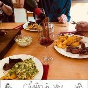 Sisters in Wine - Februar: Foodpairing