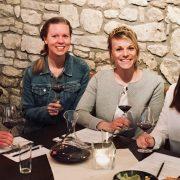 Deutsche Weinkönigin im Weinatelier Schönhals